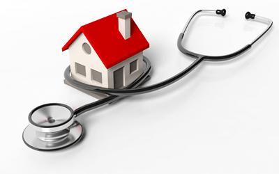 聴診器と家