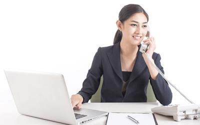 電話のマナーを身につける産業保健師