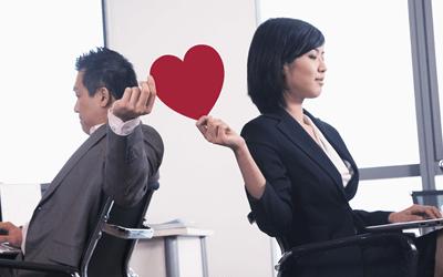産業保健師の職場恋愛